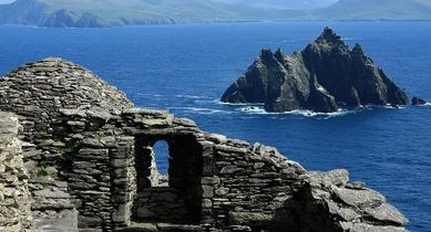 Safety review at Skellig Michael world heritage site by Liam P. Ó Cléirigh
