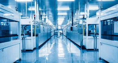 Business continuity at advanced manufacturing facility