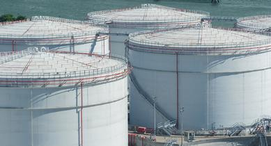 LOPA analysis at petroleum bulk storage facility