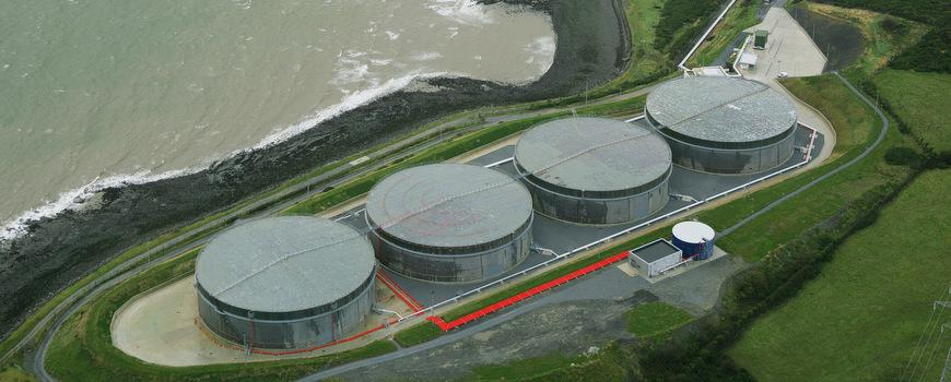 Refurbishment of 150 kt oil storage facility